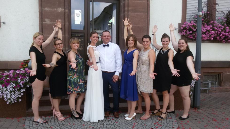 Hochzeit von Talisa und Kai