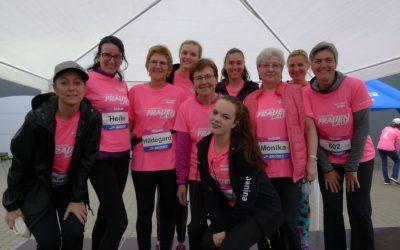 TVU Frauenpower am Frauenlauf in Offenburg