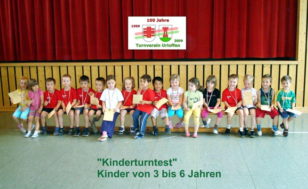 Kinderturntag 2013