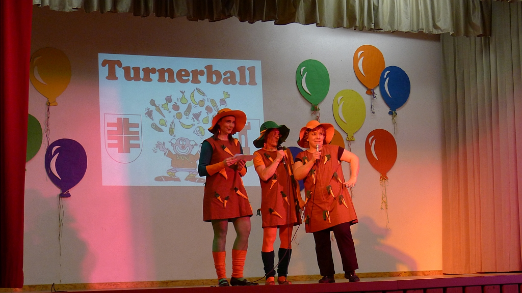 Turnerball in der Jahnhall