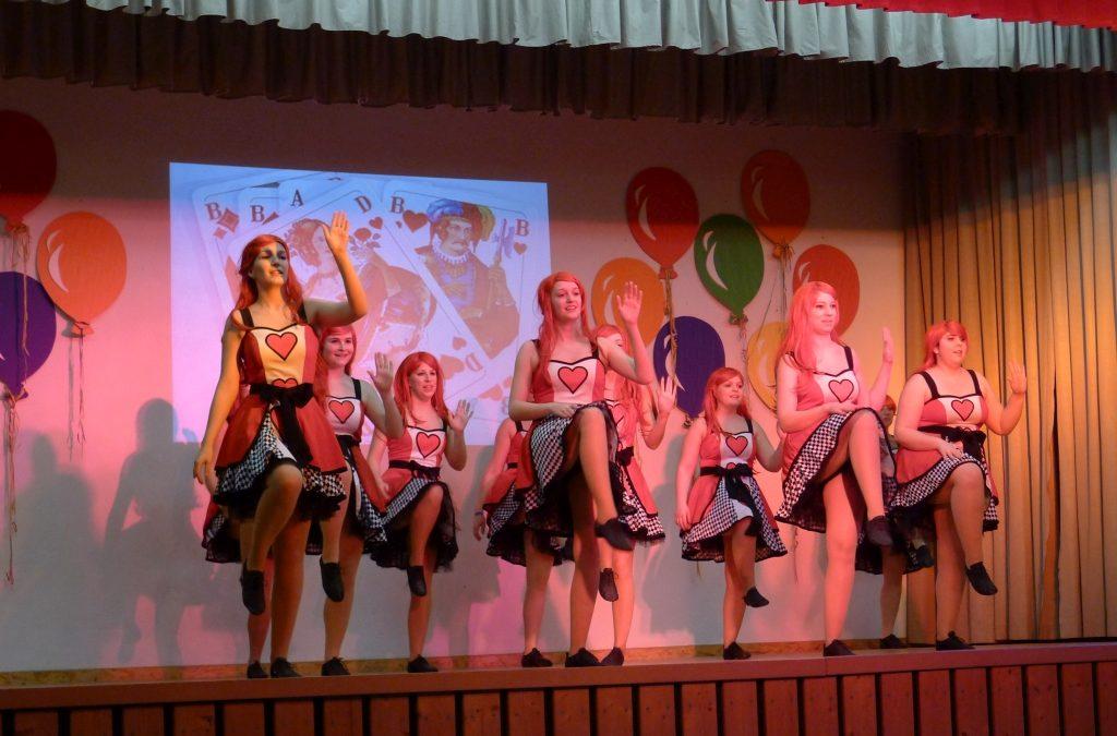 Viel Humorvolles und großartige Tänze
