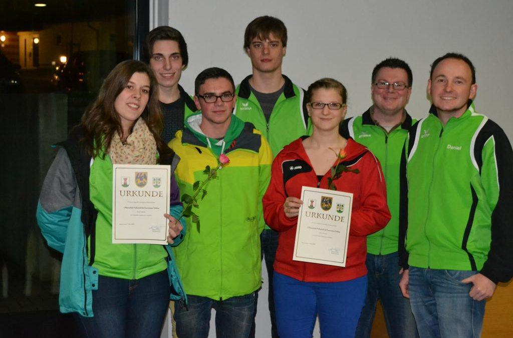 Sportlerehrung der Gemeinde Appenweier