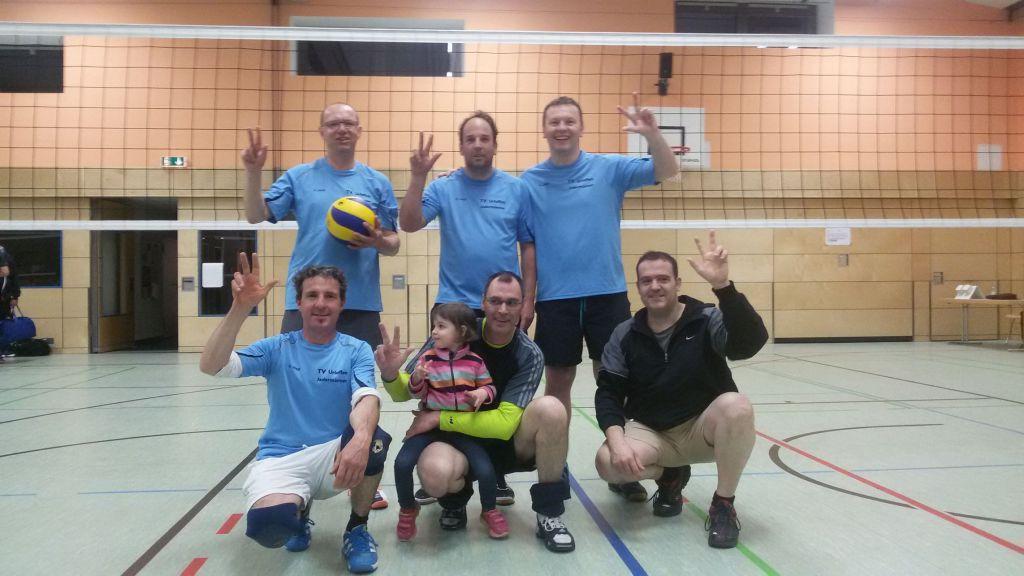 Frühjahrs-Volleyballturnier