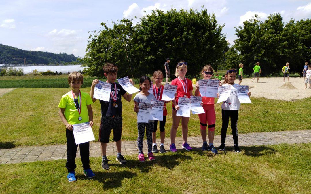 Kreis-Schüler(innen) Mehrkampf- / Einzelmeisterschaften in Ohlsbach