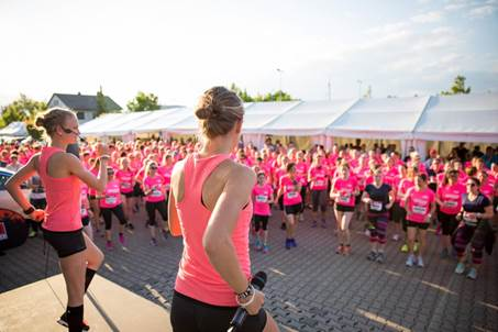 Frauenlauf Offenburg 09. Mai 2020